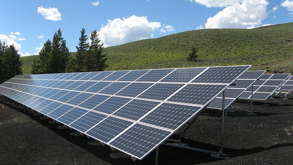 napelem erőmű
